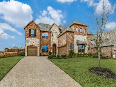 Prosper Single Family Home For Sale: 1810 Shavano Way