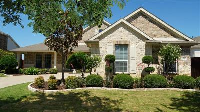Fort Worth Single Family Home For Sale: 3909 Lankford Trail