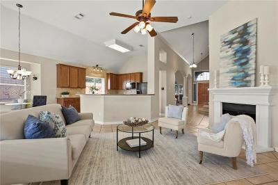 Denton County Single Family Home For Sale: 3989 Legacy Trail