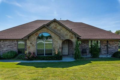 Weatherford Single Family Home Active Option Contract: 200 Bay Court