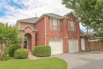 Dallas Single Family Home For Sale: 4239 N Capistrano Drive