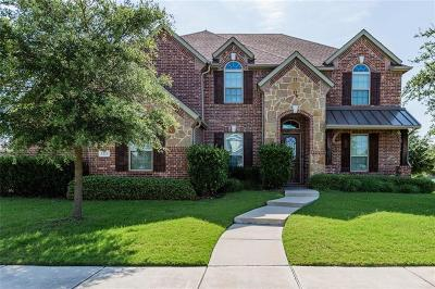 Rockwall Single Family Home For Sale: 3225 Burnet Circle