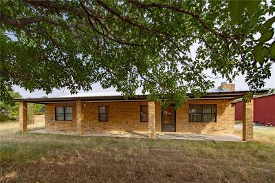 Brown County Farm & Ranch For Sale: 1500 W Fm 586 W