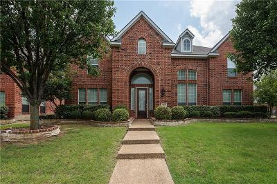 Allen Single Family Home For Sale: 963 Terracotta Drive