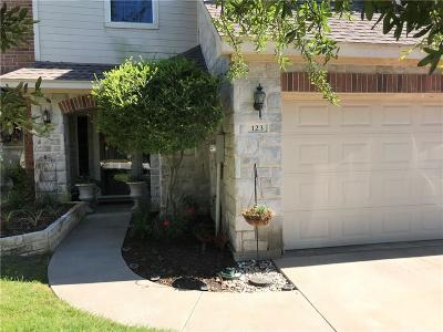 Wise County Townhouse For Sale: 123 Emma Call Court