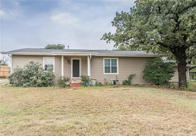 Tarrant County Single Family Home For Sale: 108 S Dick Price Road