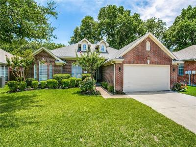 Garland Single Family Home For Sale: 6130 Clear Creek Drive