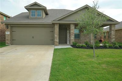 Forney Single Family Home For Sale: 2271 Tombstone Road