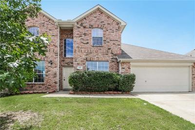 Mansfield TX Single Family Home For Sale: $293,000