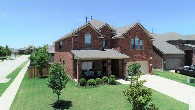 Mckinney Single Family Home For Sale: 912 Hollowbrook Circle