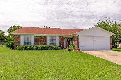 Fort Worth Single Family Home Active Option Contract: 3304 Merrimac Drive