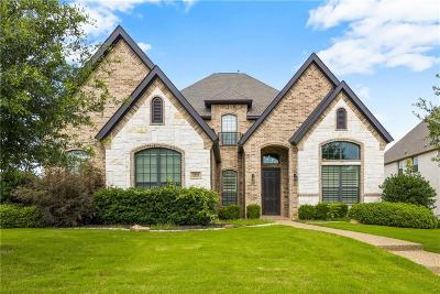 Flower Mound Single Family Home For Sale: 3801 Abron Lane