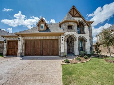 Fort Worth Single Family Home For Sale: 11917 Junewood Trail