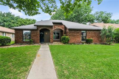 Garland Single Family Home For Sale: 2509 Kimberly Drive
