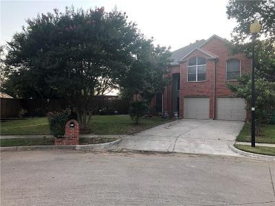 Lake Dallas Single Family Home For Sale: 775 Poplar Court