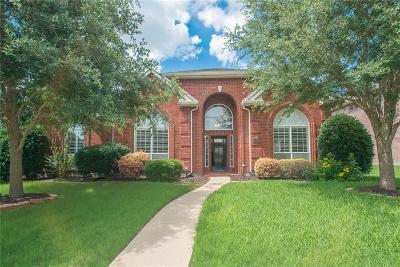 Frisco Single Family Home For Sale: 12000 Covington Lane