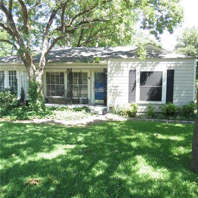 Single Family Home Active Kick Out: 8910 Redondo Drive