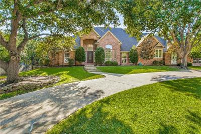 Keller Single Family Home For Sale: 1721 Bellechase Drive