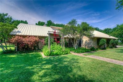 Aledo Single Family Home For Sale: 500 Quail Ridge Road
