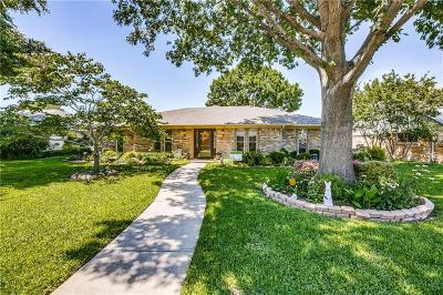 Richardson Single Family Home For Sale: 905 Edgewood Drive