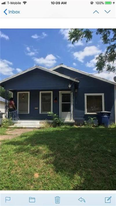 Dallas Single Family Home For Sale: 2310 Dathe