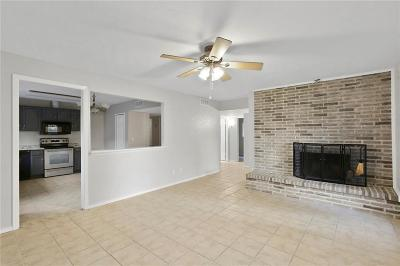 The Colony Single Family Home For Sale: 5076 Aztec Drive