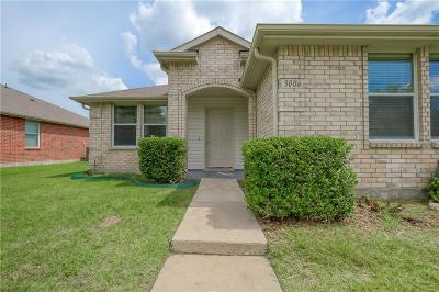 Rockwall Single Family Home For Sale: 3006 Dusty Ridge Drive