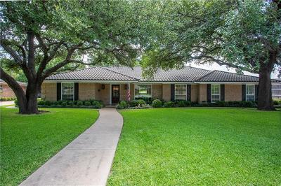 Fort Worth Single Family Home For Sale: 3833 Arborlawn Drive