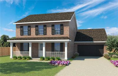 Aledo Single Family Home For Sale: 664 Lookout Point