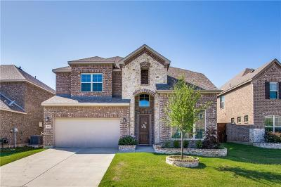 Little Elm Single Family Home For Sale: 800 Mist Flower Drive