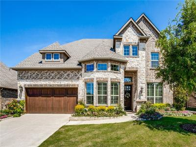 McKinney Single Family Home For Sale: 620 Rough Creek Drive