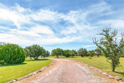 Somervell County Single Family Home For Sale: 1216 Shady Oaks Circle