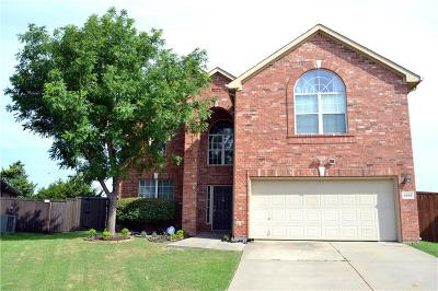 Frisco Single Family Home For Sale: 6989 Stetson Way