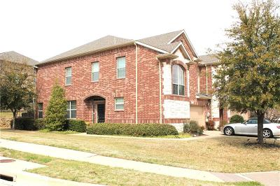 Irving Townhouse For Sale: 4117 William Dehaes Drive