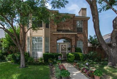 Coppell Single Family Home For Sale: 636 Raintree Circle