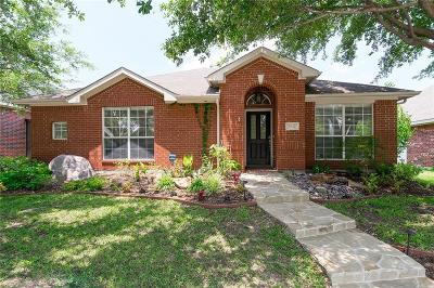 McKinney Single Family Home For Sale: 5012 Spicewood Drive