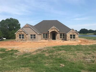Parker County, Tarrant County, Hood County, Wise County Single Family Home For Sale: 1624 Crow Creek Road