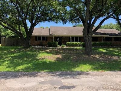Wills Point Single Family Home For Sale: 621 Wynne Road