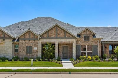 Prosper Townhouse For Sale: 1130 Foxglove Lane