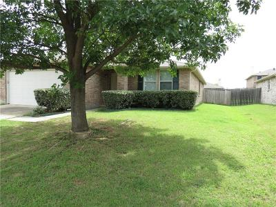 Little Elm Single Family Home For Sale: 2617 Harbor Lights Drive
