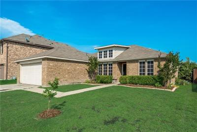 Forney Single Family Home Active Option Contract: 103 Cowboy Drive