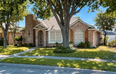 Frisco Single Family Home For Sale: 7918 Excaliber Road
