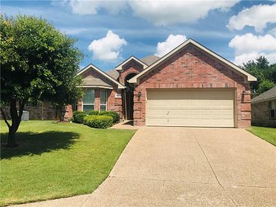 Willow Park Single Family Home For Sale: 219 Carriage Drive