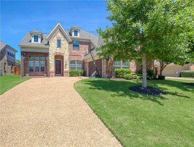 Prosper Single Family Home For Sale: 871 Wind Brook Lane