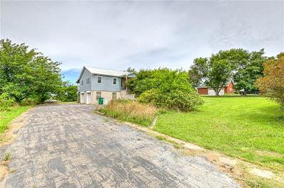 Weatherford Single Family Home Active Option Contract: 215 Brandon Drive