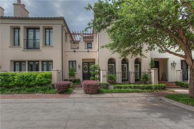 Fort Worth Townhouse For Sale: 2709 Museum Way