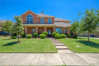 Rockwall Single Family Home For Sale: 1829 Trail Drive