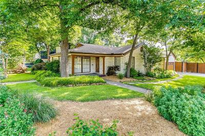 Fort Worth Single Family Home For Sale: 4410 El Campo Avenue