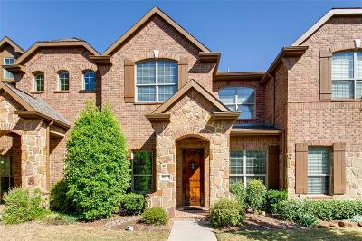 Plano Townhouse For Sale: 8632 Naomi Street