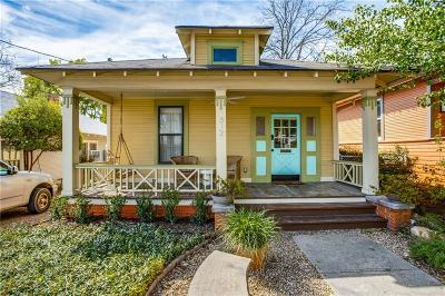 Dallas County Single Family Home For Sale: 312 W 8th Street